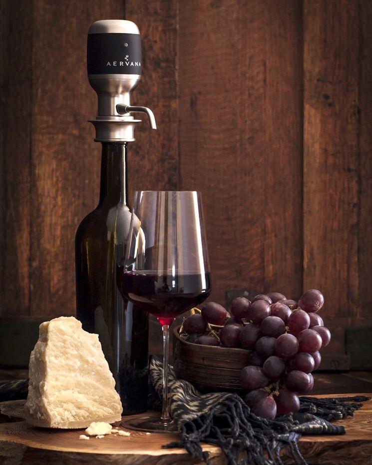 Электронный аэратор для вина