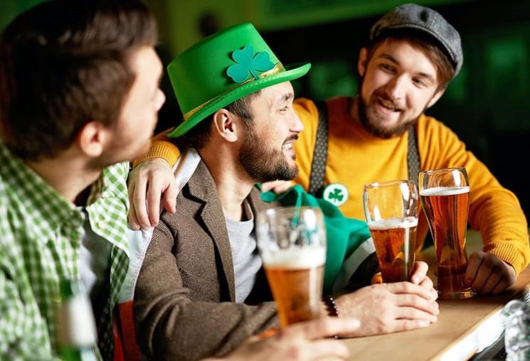 Чаша Патрика - традиции Ирландии