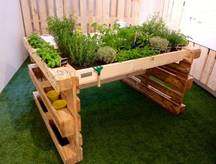 Делаем мебель для сада