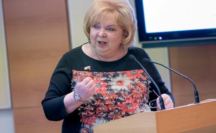 Депутат Светлана Максимова - налога на огород не будет