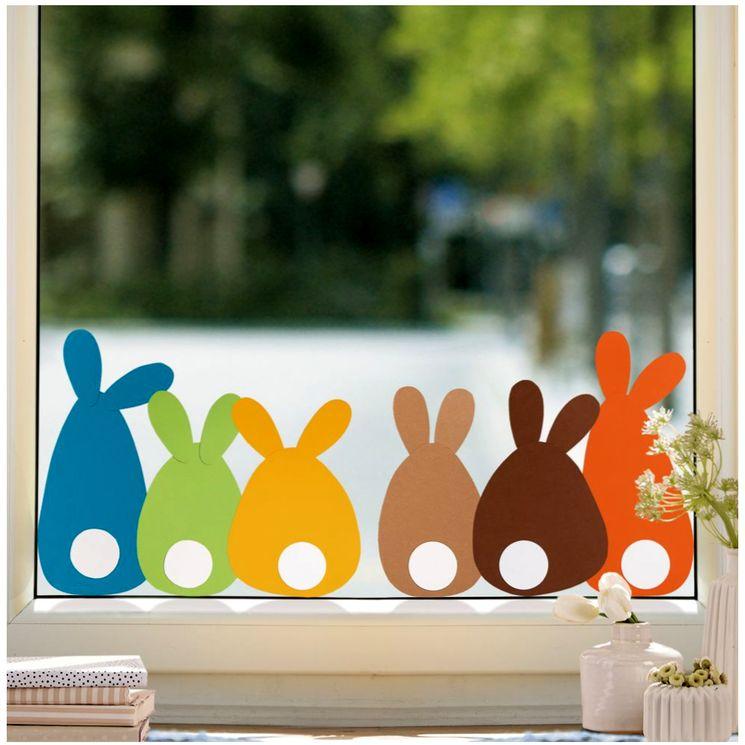 Пасхальные кролики - детские поделки к празднику