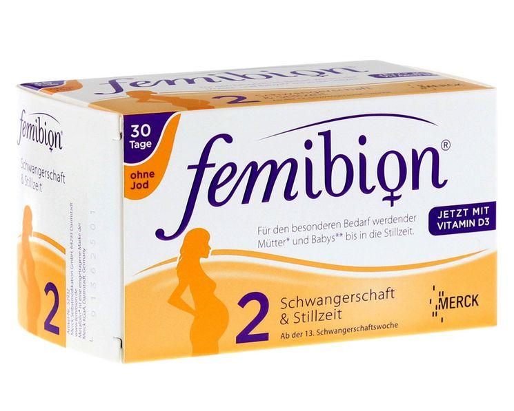 Добавка для беременных «Фемибион»