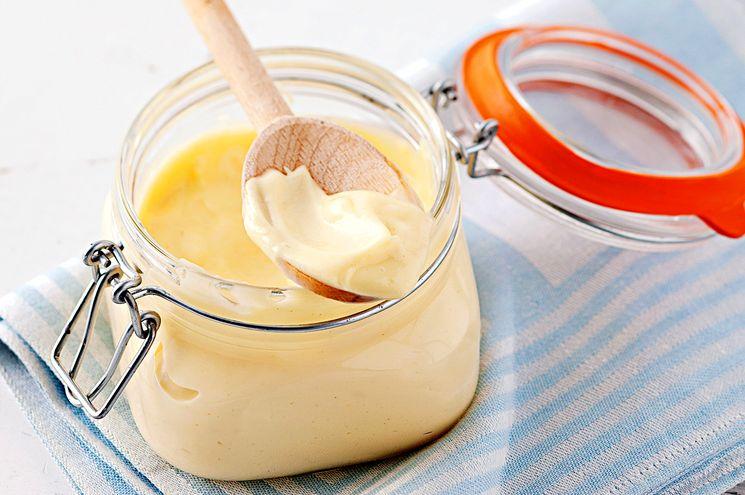 Рецепт домашнего майонеза из молока
