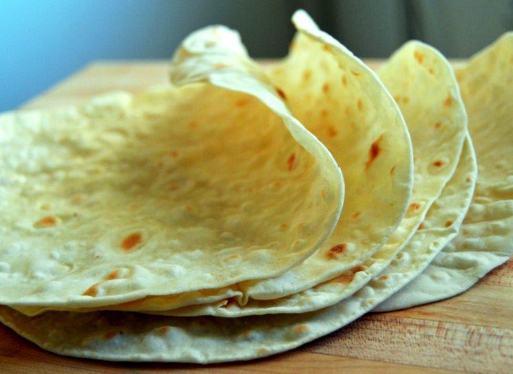 Домашний рецепт тонкого лаваша