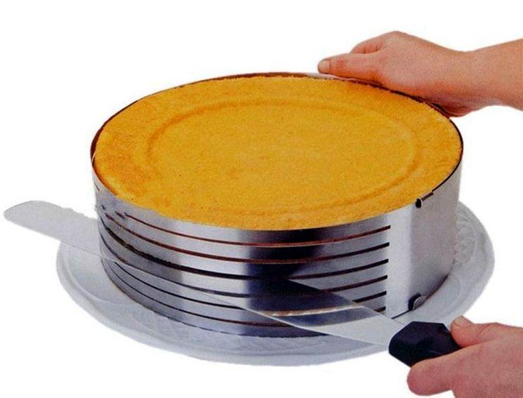Форма для нарезки коржей для торта