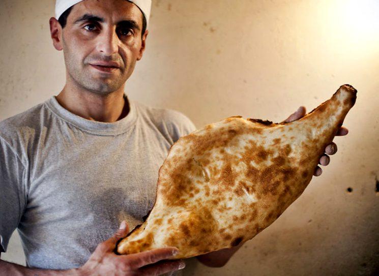 Грузинский рецепт лаваша