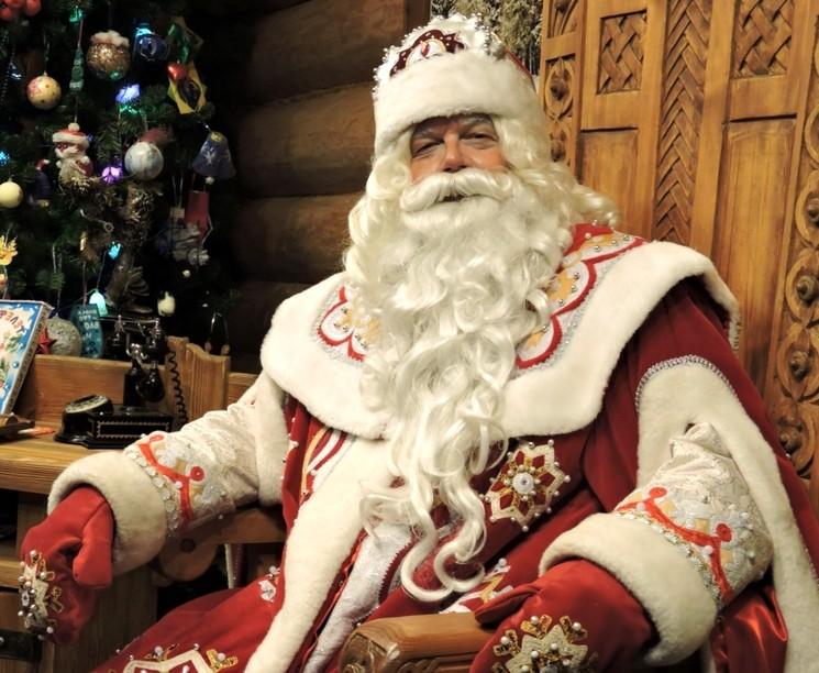 Как появился Дед Мороз и как появился Санта Клаус