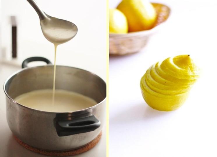 Ингредиенты для приготовления сыра Маскарпоне