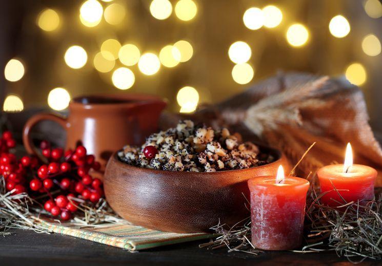 Пошаговый рецепт приготовления Рождественской кутьи