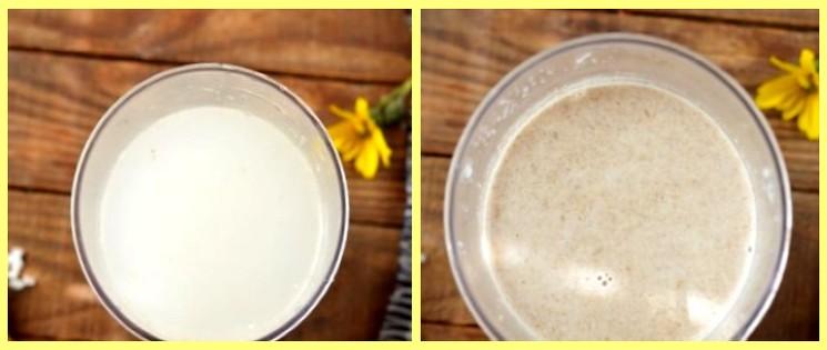 Как приготовить овсяное молоко - шаг 3