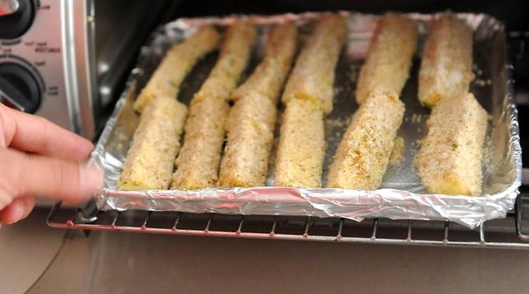 Как запекать кабачки
