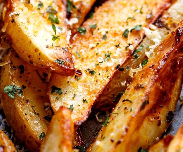 Картофель по-деревенски рецепты