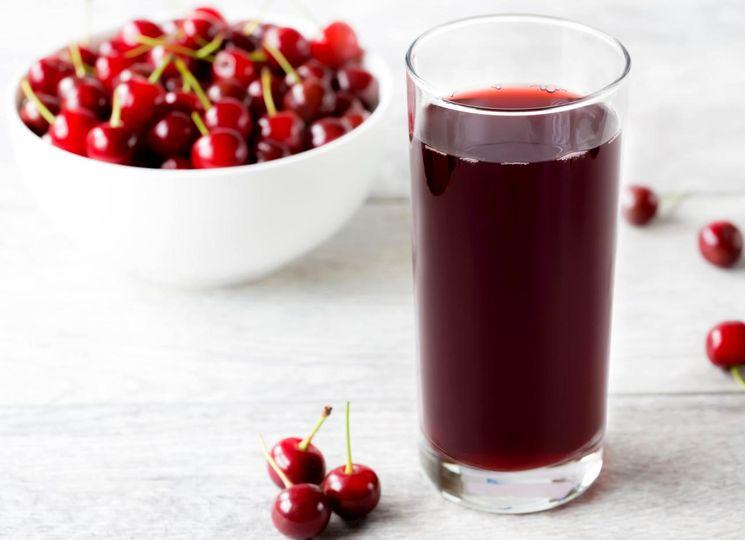 Рецепт компота из вишни без сахара
