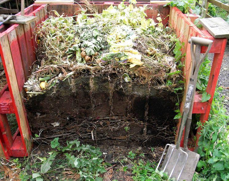 Короба для компоста своими руками