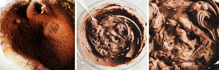 Шоколадный крем из маскарпоне ингредиенты и рецепт