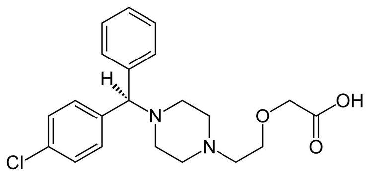 Левоцетиризин против аллергии на чеснок