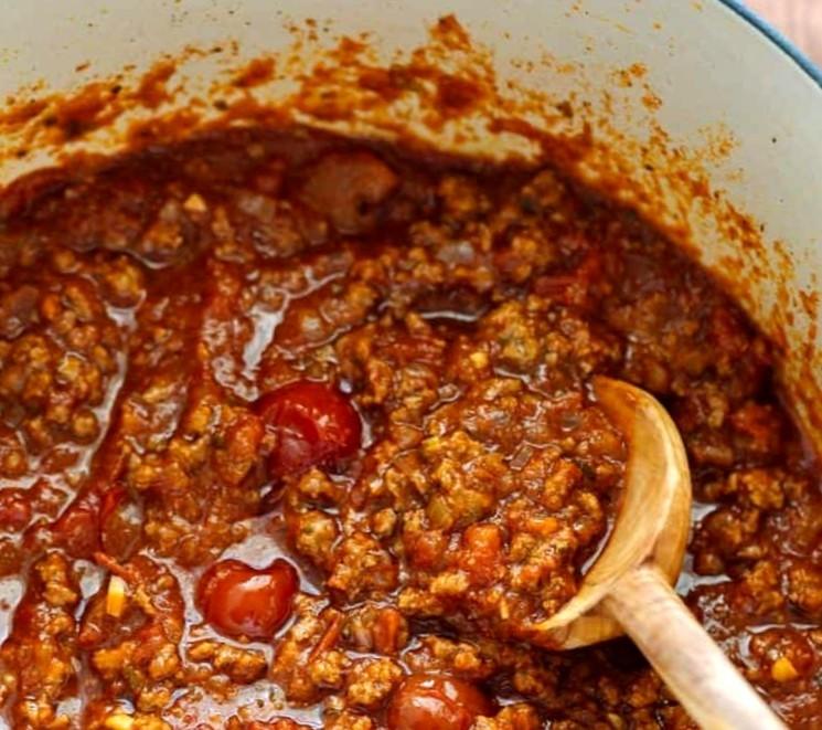 Как приготовить мясной соус для спагетти?