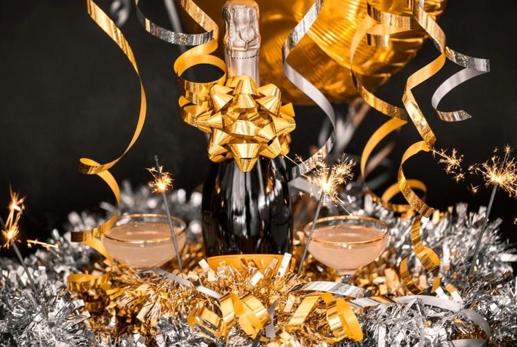 Новогодние тосты - поздравления с Новым годом