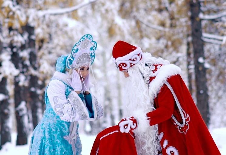 Обычаи и традиции нового года в России