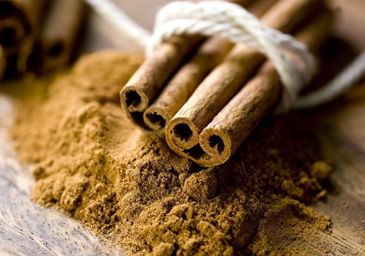 Польза корицы - витамины и минералы