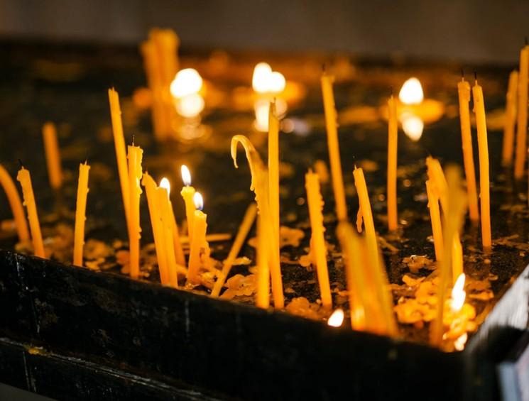 Праздник Духов День - День Святого Духа