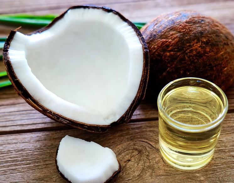 Противомикробные свойства кокосового масла