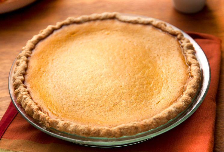 Рецепт быстрого пирога - карамельный