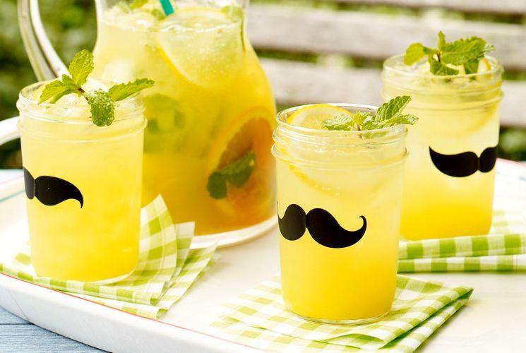 Готовим имбирно-медовый сироп для лимонада