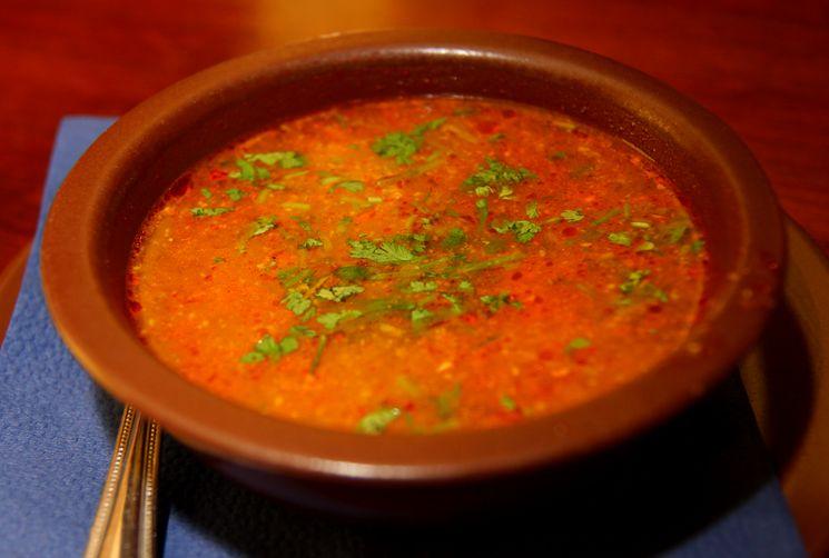 Рецепт как сварить суп харчо