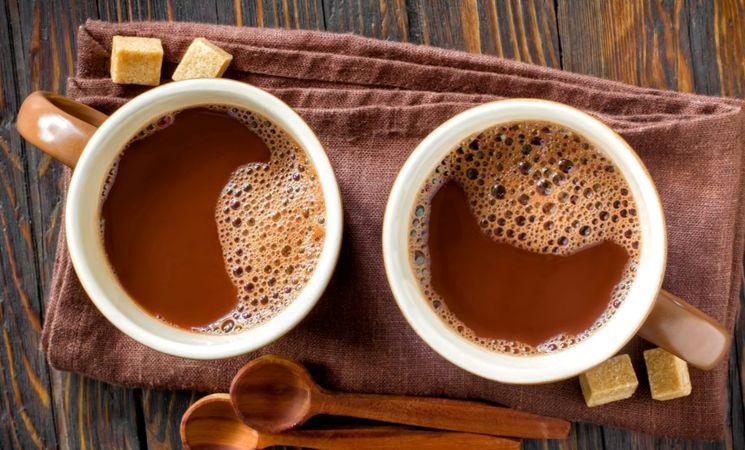 Классический рецепт приготовления какао