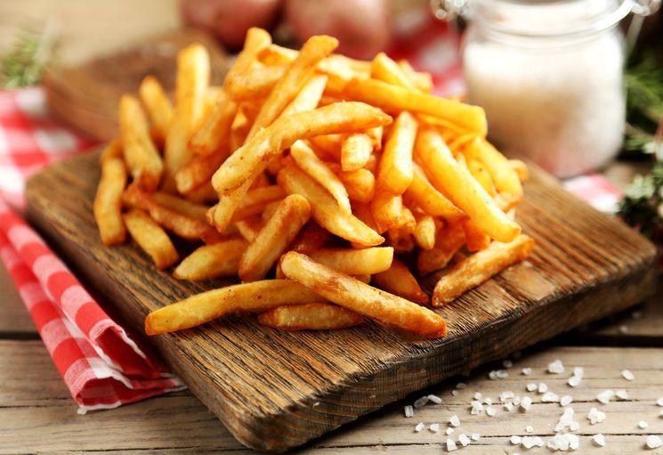 Классический рецепт картофеля фри в домашних условиях