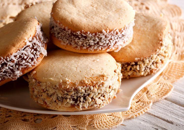 Рецепт печенья Альфахорес