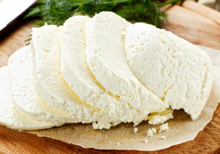 Рецепт сыра в домашних условиях