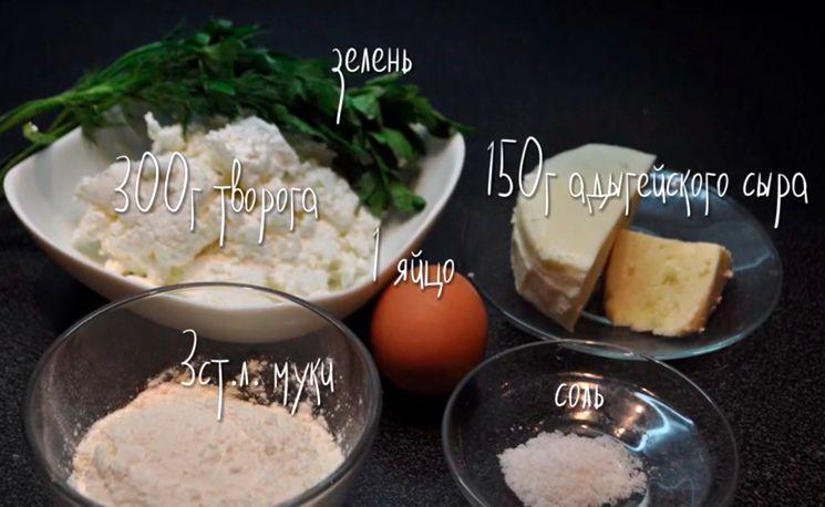 Рецепт сырников с луком