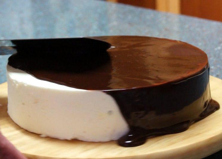 Рецепт торта птичье молоко без выпечки