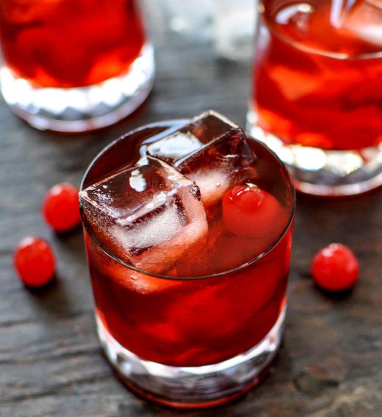 Рецепт вишневого крюшона