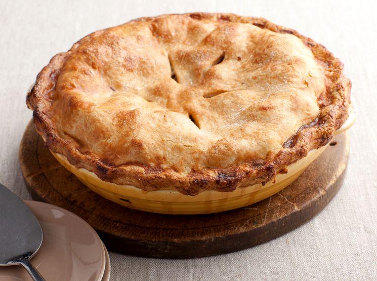 Рецепт яблочного пирога на скорую руку