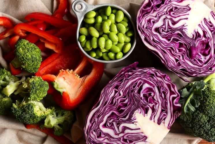 Салаты из капусты - простые рецепты вкусных салатов