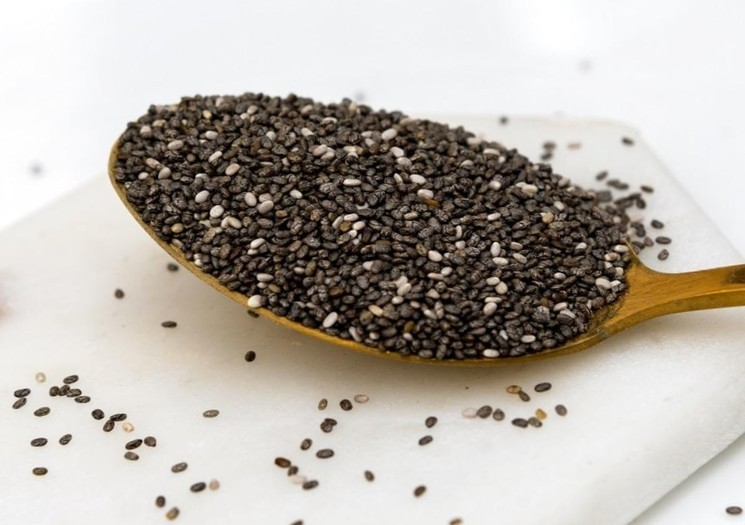 Семена чиа - минералы и жирные кислоты