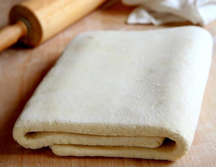 Слоёное тесто в домашних условиях