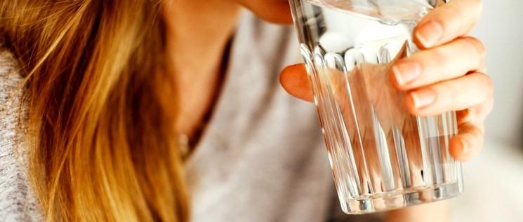 Смешанный тип минеральной воды