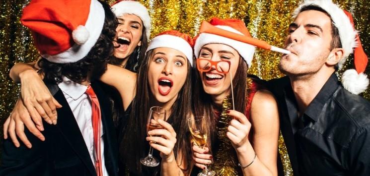 Смешные тосты новогодние