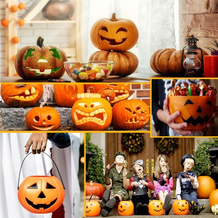 Современный Хэллоуин