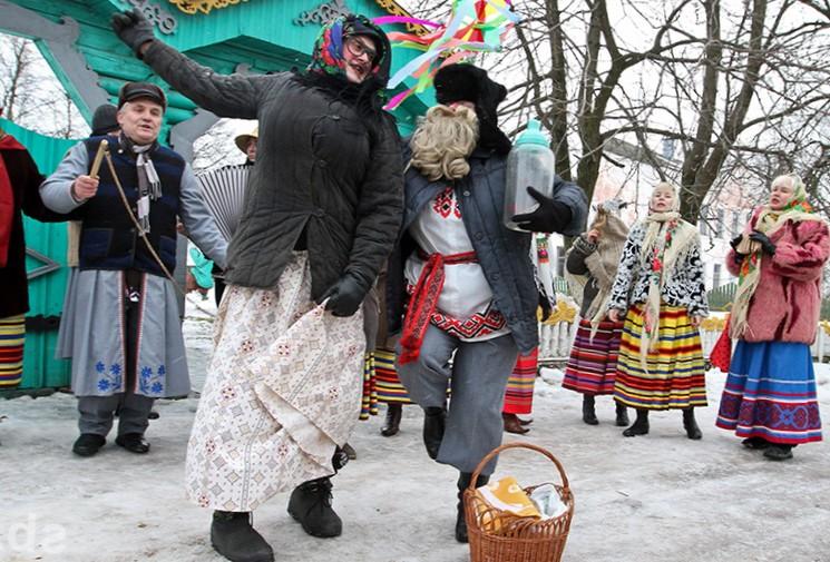 Старый Новый год - Беларусь