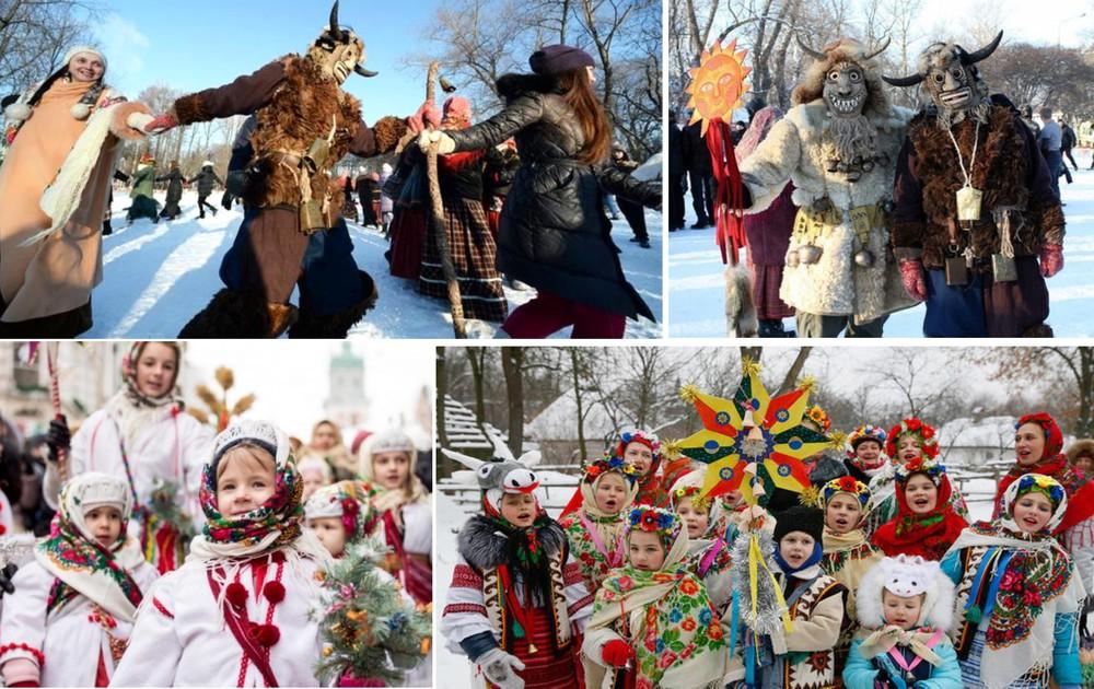 Старый Новый год - традиции и обычаи