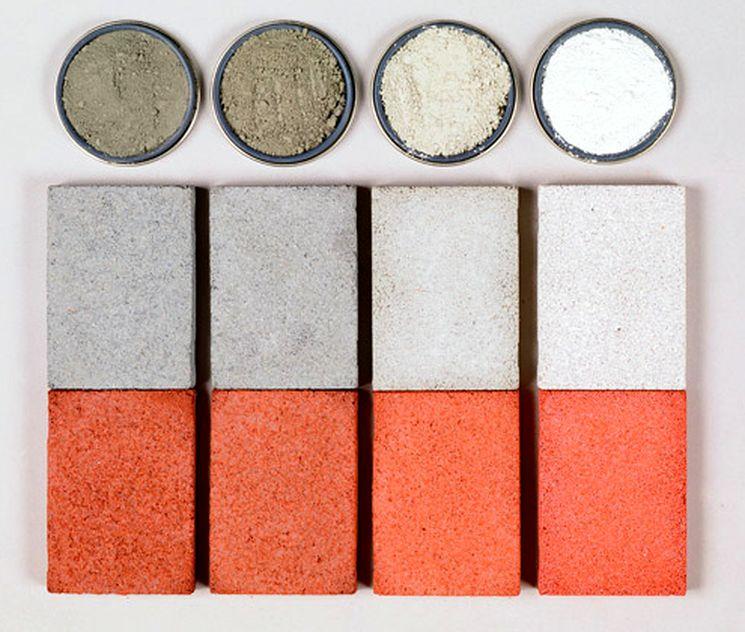 Сухие пигменты для бетона