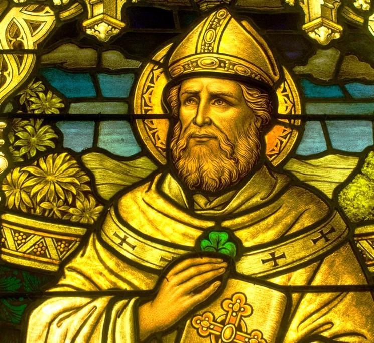 Святой Патрик в Ирландии