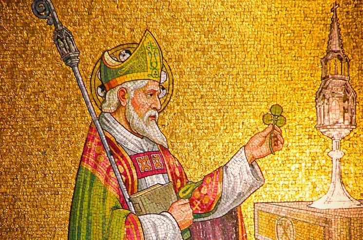 Святой Патрик в России и православии