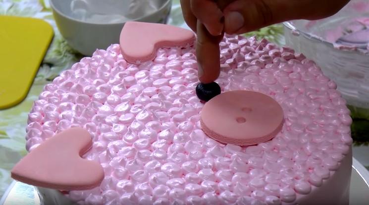 Торт свинья - символ года