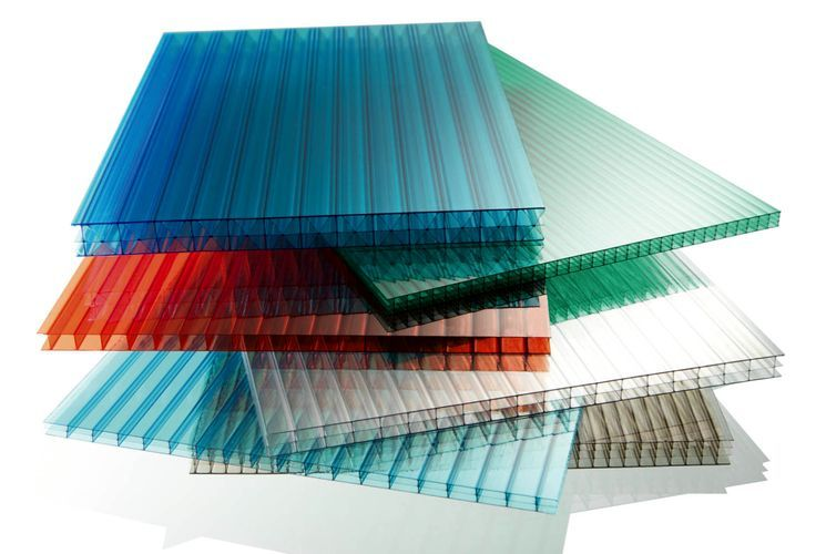 Виды поликарбонатных панелей